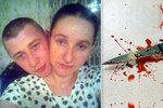 Muž brutálně zmlátil malou Aničku (†8 měs.) a kuchyňským nožem jí uřízl hlavu! Soud ho poslal na smrt
