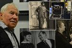 """""""Werich kvůli mně přerušil představení a zapózoval."""" Fotograf Jovan Dezort slaví 85. narozeniny výstavou"""