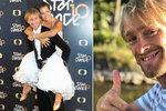 Ve StarDance vedle ní září! Už vzal rybář Vágner tanečnici konečně na rande?