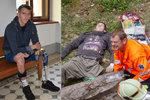 Pobodal hvězdu Ordinace a připravil ji o nohu: Ukrajinec dostal 6 let vězení!