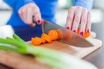 Ostré nože jsou základ! Víte, jak se o ně správně starat?