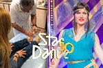Gábina Koukalová ze StarDance skončila v nemocnici: Zákaz tancování!
