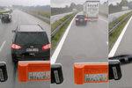 """""""Zabiju ho!"""" Kamioňáka na německé dálnici vybržďoval řidič osobáku"""