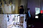 """VIDEO: Intimní zpověď alkoholičky i čínský """"Velký bratr"""": Mladí umělci představují svérázné pokoje"""