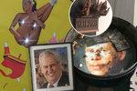 """""""Sprostých"""" 30 let po sametu. Opuštěný dům v Revoluční se změnil v galerii kontroverze"""