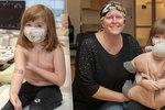 Neskutečná solidarita! Lidé poslali Adélce (5) po transplantaci srdíčka i její nemocné mamince přes milion