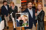 Nestárnoucí Vilma Cibulková po boku mladšího muže: Flirt a něžné doteky!
