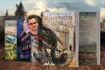 Ilustrované série o Harry Potterovi má větší formát a také větší písmo