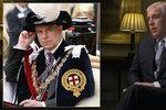 Podrážděný princ Andrew o styku s nezletilou: Zklamal jsem královnu!