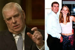 Princ Andrew o zneužití nezletilé: Podřezal si větev! řekl odborník na řeč těla