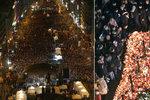 Národní prošlo 17. listopadu přes 300 tisíc lidí, Václavák byl rušnější, uvedl operátor