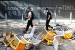 V Hongkongu se opět učí. Kvůli masovým protestům byly školy zavřené šest dní