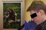 Zdrcený táta zavražděné Terezy (†18): Řekli mi, že má uříznutou hlavu! Každý večer se mi zdá, jak bojuje o život