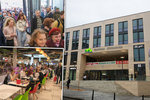 Letenští se dočkali: Centrum Stromovka otevřelo, láká na unikátní Lidl a kvalitní kuchyni