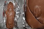 Santovo hanbaté překvapení: Čokoládová figurka z Tesca měla pindíka!