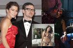 Ženatý Justin Timberlake: Pletky se sexy kolegyní! Skončili v karavanu