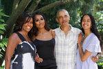 """""""Brečela jsem, ale nechtěla ji ztrapnit."""" Obamová popsala, jak vezla dceru na kolej"""