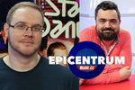 Týden v Epicentru: Novotného pomník, kritika StarDance i mýty o antikoncepci