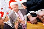 Zlomená noha na bujarém vánočním večírku? Expert prozradil, na jaké odškodnění máte nárok