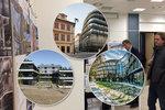 Kde vznikly současné architektonické pražské skvosty? Výstava na Václaváku napoví, které to jsou