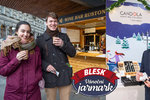 Vánoční jarmark Blesku: Stálí prodejci, na které se můžete spolehnout!