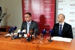 Vysílali jsme: Zeman rozhodl o Čapím hnízdě. Babiš je znovu mezi obviněnými