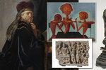 Co plánuje Národní galerie v roce 2020? Největší výstavu Rembrandta, Medka i buddhismu