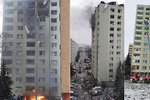ONLINE: Výbuch v Prešově zabil 7 lidí. Další jsou zřejmě v troskách. Zachránili psa