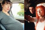 Těhotná Milla Jovovichová (43) přibrala 23 kilo: Konečně mám prsa!