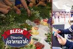 Vánoční jarmark Blesku nejsou jen nejoriginálnější trhy v Česku: Přijďte se bavit, tohle vás čeká