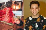 Milan Peroutka překvapil: Vánoce strávím v dupačkách