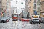 Počasí v předvánočním týdnu: Dočkají se Pražané sněhu?