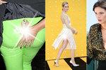 Top sexy trapasy hvězd 2019: Odhalená prsa, zadečky i klíny! A hluboké zářezy
