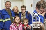 Šok po Misi nový domov: Matka dětí se za peníze vrátila! Co se stalo pak?