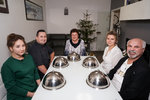 Syřan, Polka, muslimka a Češka! Vánoční Prostřeno! bude jako výbušná směs