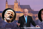 Babiš těsně před Fischerem, třetí Petr Pavel. Bookmakeři určili favority na prezidenta