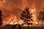 Zákaz návštěv na Vánoce a 3000 hasičů v terénu. Ničivé požáry dál devastují Austrálii