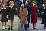 Královské povinnosti volají: Princátka Charlotte a George čeká na Vánoce velké poprvé!