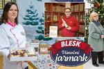 Vánoční jarmark Blesku: Pan Vokurka přiveze Šláftruňk a Životabudič!
