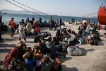 Kypr zachránil 34 migrantů a prosí ostatní země: Pomozte nám jich přesunout 5000