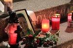 Češku Naďu zabil terorista v Berlíně: Davídek (8) přinesl mámě srdíčko