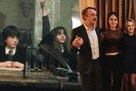 Přímo kouzelné setkání! Hvězdy Harryho Pottera opět spolu, ale...