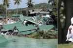 """Ničivá tsunami zabila 230 tisíc lidí: """"Stále mám strach,"""" říká přeživší i po 15 letech"""