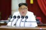 """Kim """"ždímá"""" elitu kvůli koronaviru i sankcím. KLDR má """"hlad"""" po západních měnách"""