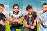 Na obrazovky míří nový seriál plný slunce a tepla: Čtyři krasavci začnou zostra