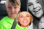 Děti (7 a 17) záhadně zmizely: Jejich máma se přidala k nebezpečné sektě!