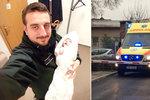 Policista Kristián zachránil malé miminko: Leželo hladové mezi bezdomovci!
