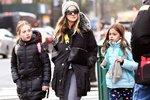 Herečka Sarah Jessica Parker se svými dvojčaty