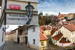 Vrah, na smrt nešťastná dívka i téměř třímetrový obr: Kdo žil v Novém Světě, nejkrásnější pražské části?