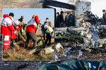 170 mrtvých po pádu letadla v Íránu: Technická závada? Nesmysl! Letecký expert promluvil o nehodě boeingu